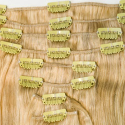 extensiones de cabello clip